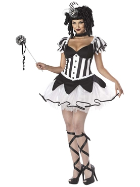 Adult Kings Delight Jester Costume Couples Costume