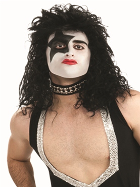 Kiss Paul Stanley Wig