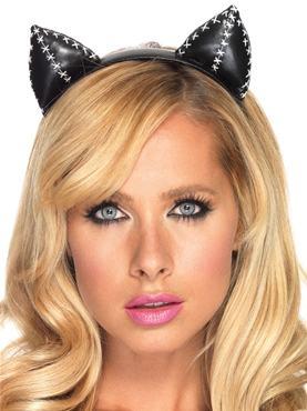 Adult Kitty Ear Headband