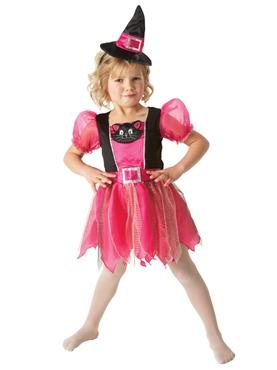 Kitty Witch Child Costume