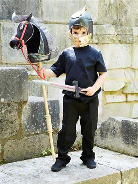 Knight Hobby Horse Set