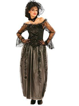 Adult Black Widow Costume