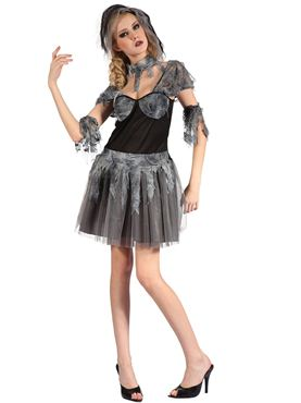 Adult Gothic Bride Costume