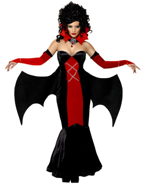 Adult Gothic Manor Vampire Costume