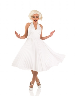 Adult 50s Film Star Marilyn Costume