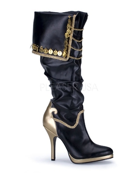 Ladies Pirate Boots