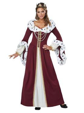 Ladies Royal Storybook Queen Costume