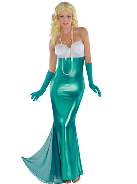 Adult Sexy Mermaid Costume