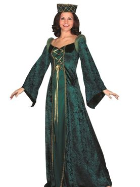 Adult Lady In Waiting Tudor Costume 110884 Fancy Dress