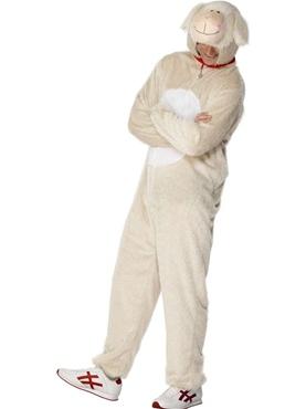 Adult Lamb Costume
