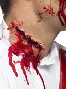 Latex Stitches Scar