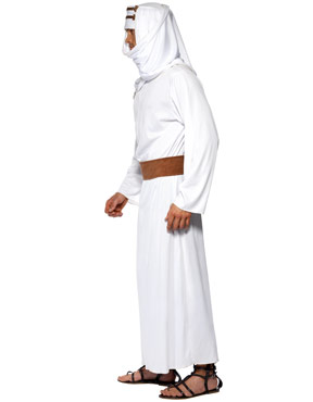 Adult Lawrence of Arabia Costume - Side View