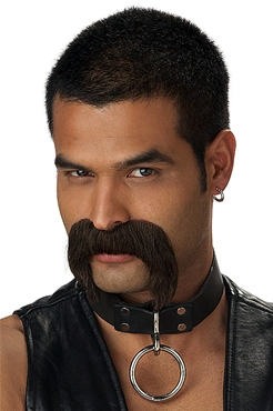 Leather Daddy Moustache