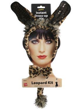 Leopards Set - Back View