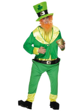 Adult Leprechaun Costume Thumbnail