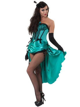 Ladies Libby Burlesque Costume