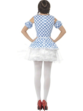 Adult Light Up Dorothy Costume - Side View