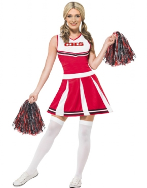 Adult Cheerleader Costume
