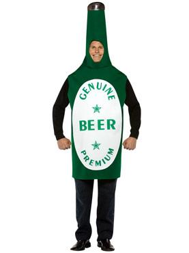 Adult Light Weight Beer Bottle