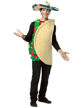 Light Weight Taco Costume Thumbnail