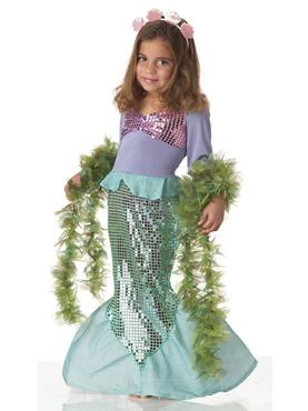Child Lil' Mermaid Costume