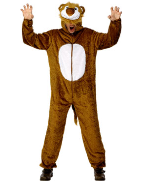 Adult Lion Costume