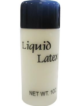 Liquid Latex - Back View