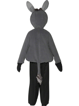 Child Little Donkey Childrens Costume - Side View