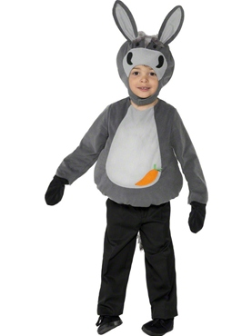 Child Little Donkey Childrens Costume