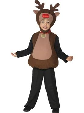 Child Little Reindeer Costume