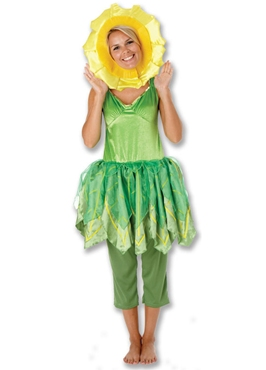 Adult Little Weed Costume