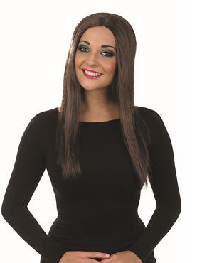 Adult Long Brown Wig
