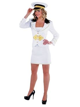 Adult Love Boat Sailor Costume