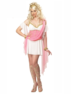 Adult Love Goddess Costume