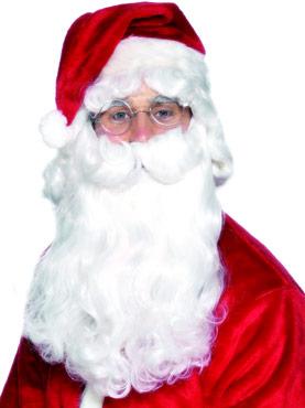 Luxury Quality Santa Beard