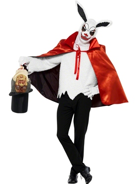 Adult Macabre Magician Costume