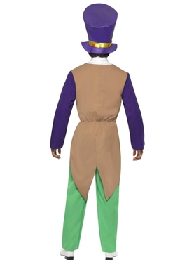 Adult Mad Hatter Costume - Side View