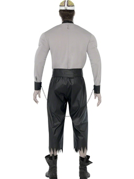 Adult Madhouse Creature Costume - Side View