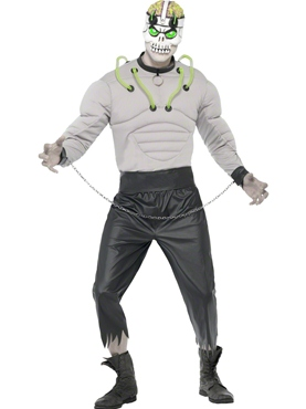 Adult Madhouse Creature Costume
