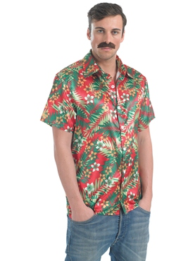 Adult Magnum Private Investigator Hawaiian Shirt