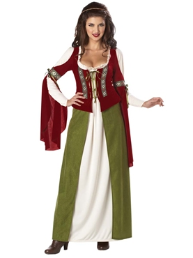 Adult Maid Marion Costume
