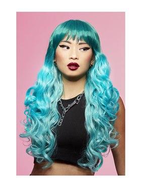 Manic Panic Mermaid Ombre Siren Wig