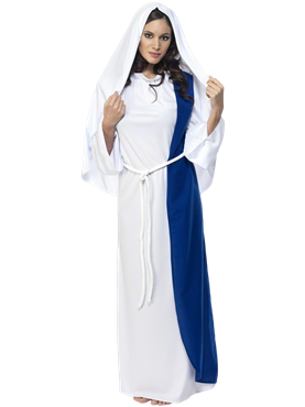 Adult Mary Costume Couples Costume