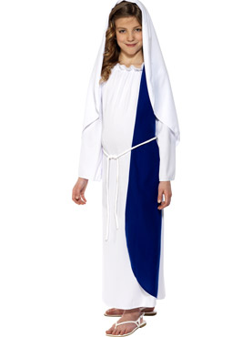 Child Mary Costume Thumbnail