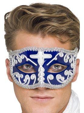 Masked Casanova Masquerade Eyemask