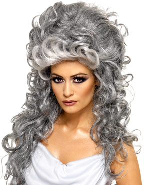 Adult Medeia Witch Beehive Wig