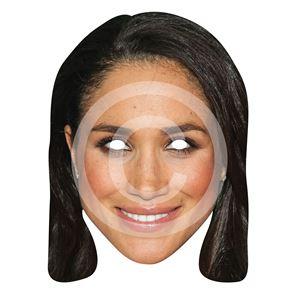 Meghan Markle Card Mask