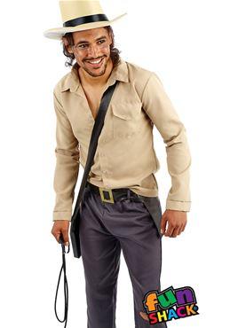 Mens Adventurer Costume