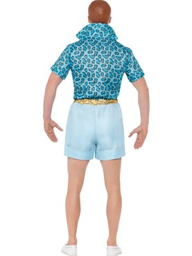 Mens Barbie Safari Ken Costume - Side View