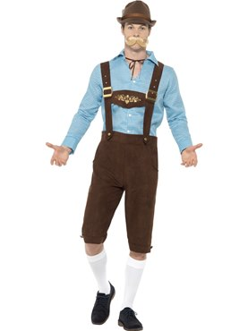 Mens Beer Fest Costume
